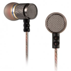 Knowledge Zenith Special Edition 7mm In-Ear Earphones Dual Magnetic Sound Unit  - KZ-EDR1 - Multi-Color - 2