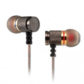Knowledge Zenith Special Edition 7mm In-Ear Earphones Dual Magnetic Sound Unit  - KZ-EDR1 - Multi-Color - 3