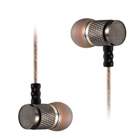 Knowledge Zenith Special Edition 7mm In-Ear Earphones Dual Magnetic Sound Unit  - KZ-EDR1 - Multi-Color - 4