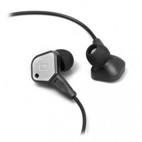 Knowledge Zenith Super Bass HiFi Earphones 3.5mm - KZ-IE80 - Black - 4