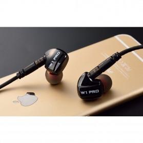 QKZ Earphone Olahraga Dengan Mic - QKZ-W1 PRO - Black - 7 ...