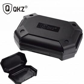 QKZ Balanced Professional Bass In-Ear Earphones with Microphone - QKZ-X3 - Black - 9