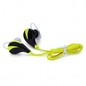 QKZ Sport Wireless Bluetooth Earphone - QKZ-G6 - Black - 8