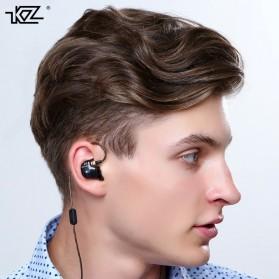Knowledge Zenith HiFi Earphones Microphone Edition - KZ-ATR - Black - 8