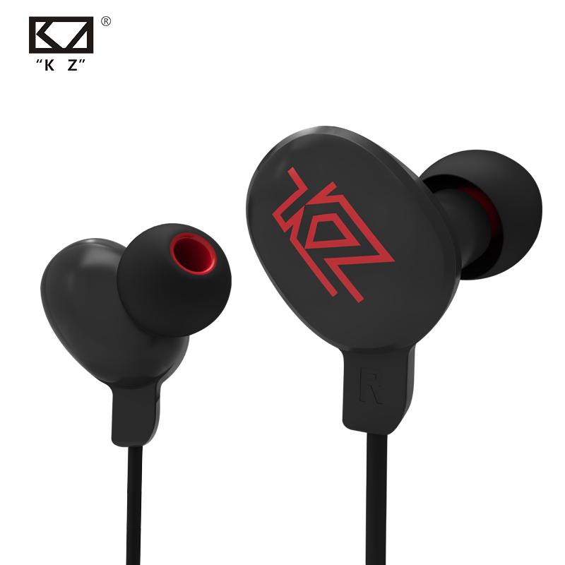 ... Knowledge Zenith Earphone Bluetooth 4.1 APTX Lossless - KZ-HDSE - Black  - 2 ... 28231b20a2