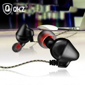 QKZ Piston Earphone with Mic - QKZ-QF2 - Black - 2
