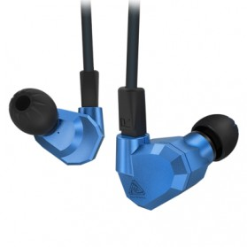 Knowledge Zenith Hybrid Earphone - KZ-ZS5 - Blue
