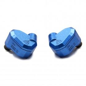 Knowledge Zenith Hybrid Earphone - KZ-ZS5 - Blue - 3