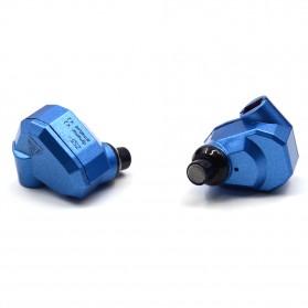 Knowledge Zenith Hybrid Earphone - KZ-ZS5 - Blue - 5