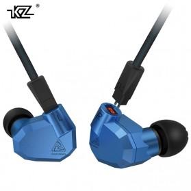 Knowledge Zenith Hybrid Earphone - KZ-ZS5 - Blue - 6