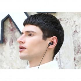 QKZ HiFi Earphone Stereo Sport with Mic - QKZ-CK1 - Black - 7