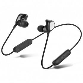 Knowledge Zenith Earphone Bluetooth APTX Lossless Hybrid Driver - KZ-BTE - Black