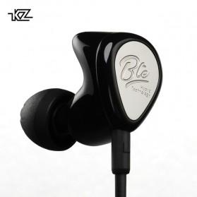 Knowledge Zenith Earphone Bluetooth APTX Lossless Hybrid Driver - KZ-BTE - Black - 2