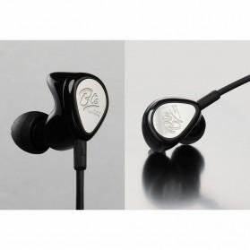 Knowledge Zenith Earphone Bluetooth APTX Lossless Hybrid Driver - KZ-BTE - Black - 3