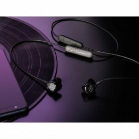 Knowledge Zenith Earphone Bluetooth APTX Lossless Hybrid Driver - KZ-BTE - Black - 6