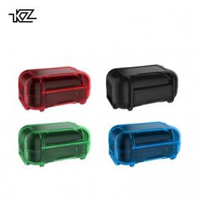 Knowledge Zenith Case Kotak Penyimpanan Earphone Pelican ABS Resin Waterproof Box - Black - 3