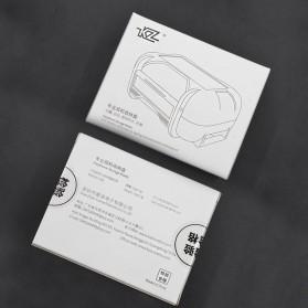 Knowledge Zenith Case Kotak Penyimpanan Earphone Pelican ABS Resin Waterproof Box - Black - 12