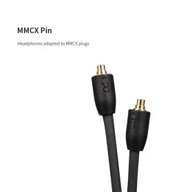 KZ Bluetooth APTX Cable Pin MMCX for Earphone - Black