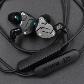 KZ Bluetooth APTX Cable Pin MMCX for Earphone - Black - 4