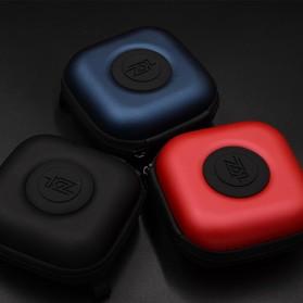 Knowledge Zenith Kotak Penyimpanan Earphone EVA Case - ZS10 - Red - 4