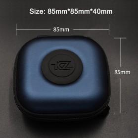 Knowledge Zenith Kotak Penyimpanan Earphone EVA Case - ZS10 - Red - 5