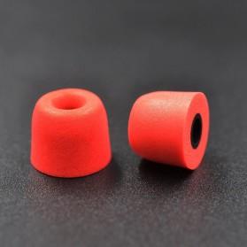 Knowledge Zenith Earbuds Eartips Memory Foam 3 Size - Black - 4