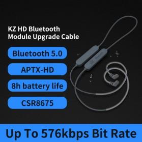 KZ Adapter Cable Bluetooth 5.0 aptXHD Module Pin C for Earphone KZ-ZSN AS16 ZS10 Pro - 6