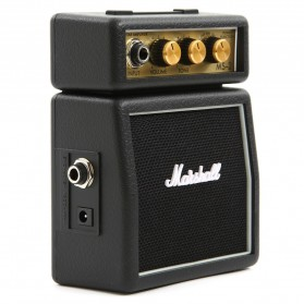 Marshall MS2 Mini Guitar Amplifier (ORIGINAL) - Black