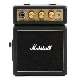 Marshall MS2 Mini Guitar Amplifier (ORIGINAL) - Black - 2