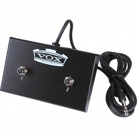 VOX Dual Footswitch VFS-2 - Black