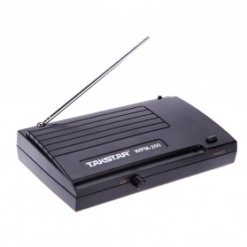 Takstar UHF Wireless Monitoring System 100m - WPM-200 - Black - 2