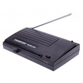 Takstar UHF Wireless Monitoring System 100m - WPM-200 - Black - 3