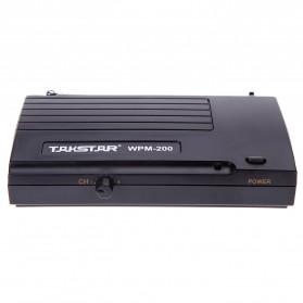 Takstar UHF Wireless Monitoring System 100m - WPM-200 - Black - 4