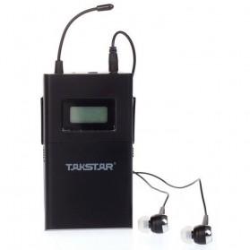 Takstar UHF Wireless Monitoring System 100m - WPM-200 - Black - 8
