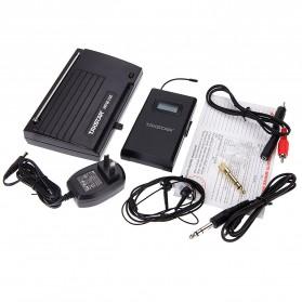 Takstar UHF Wireless Monitoring System 100m - WPM-200 - Black - 9