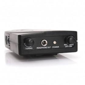 Takstar UHF Wireless Sound Monitoring System 50m - WPM-100 - Black - 6