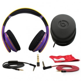 Monster Beats By Dr Dre Studio Kobe Bryant Limited Edition Headphones For Iphone 4