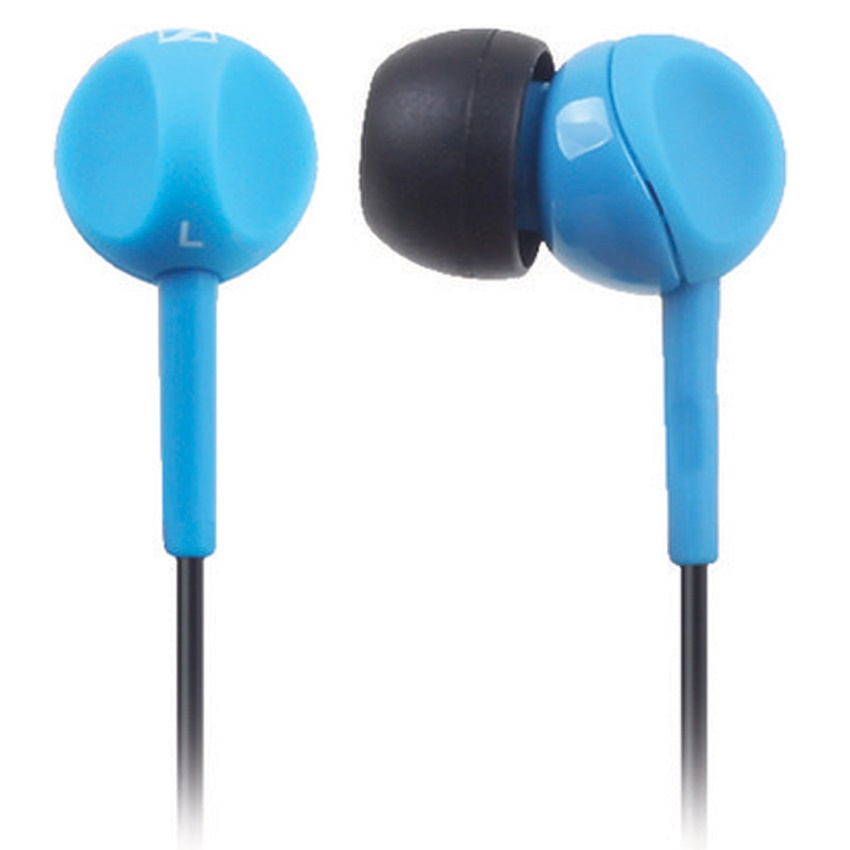 Sennheiser CX 213 Earbud Earphone - Blue - 3 ...