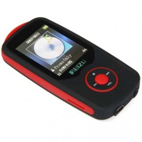 Ruizu X06 Bluetooth HiFi DAP MP3 Player 4GB - Red - 3
