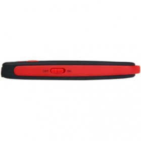 Ruizu X06 Bluetooth HiFi DAP MP3 Player 4GB - Red - 7