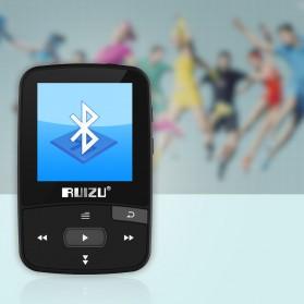 Ruizu X50 Sport Bluetooth HiFi DAP MP3 Player 8GB - Blue - 6