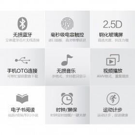 Ruizu X16 Bluetooth HiFi DAP MP3 Player 8GB - Black - 2