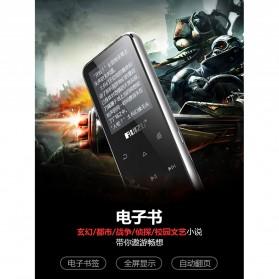 Ruizu X16 Bluetooth HiFi DAP MP3 Player 8GB - Black - 4