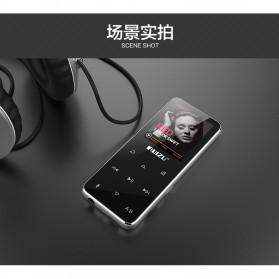 Ruizu X16 Bluetooth HiFi DAP MP3 Player 8GB - Black - 9
