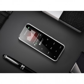 Ruizu X16 Bluetooth HiFi DAP MP3 Player 8GB - Black - 10