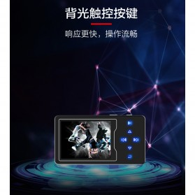 Ruizu D08 HiFi DAP MP3 Player 8GB - Black - 6