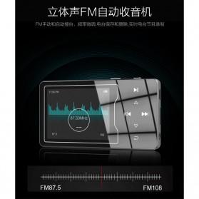 Ruizu D08 HiFi DAP MP3 Player 8GB - Black - 8