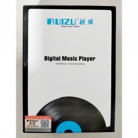 Ruizu D08 HiFi DAP MP3 Player 8GB - Black - 12