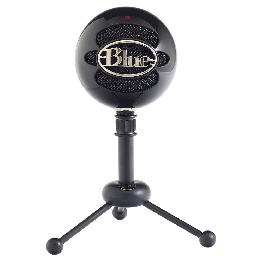 Blue Snowball Usb Microphone Black Jakartanotebook Com