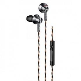 Onkyo Hi-Resolution In-Ear Earphone with Mic - E700M - Black